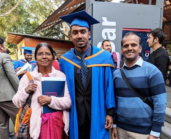 Graduation Ceremony-2018, University of Wollongong