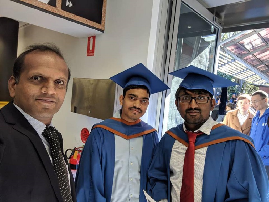 Graduation Ceremony-2018, University of Wollongong
