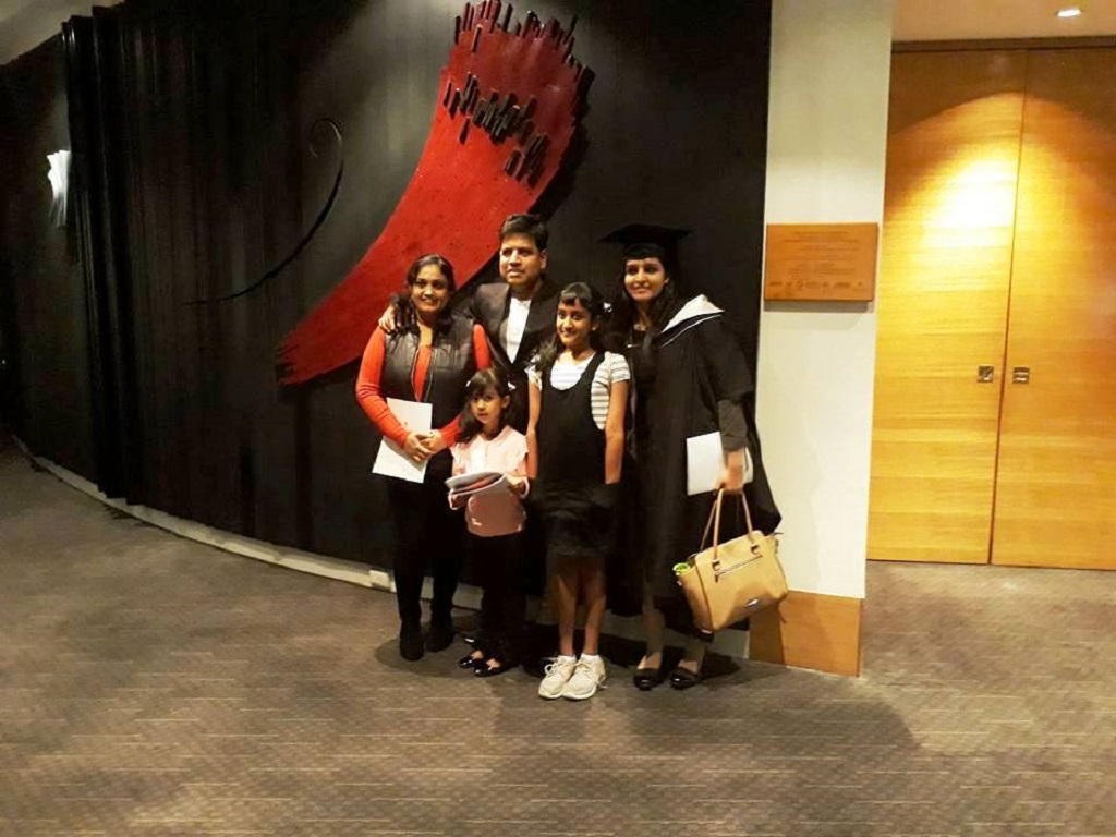 Graduation Ceremony- 2017, University of Tasmania
