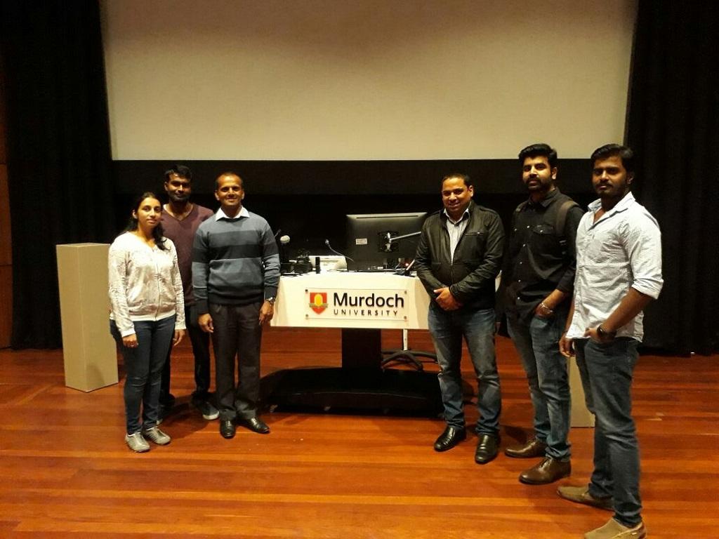 Murdoch University, Perth